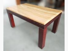 [8成新] E9258*大理石餐桌*餐桌有輕微破損