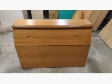 [9成新] 【尚典中古家具】松木色單人床頭箱床頭櫃無破損有使用痕跡