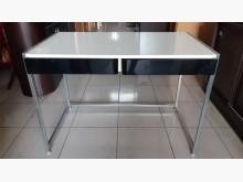 [9成新] 鐵腳系統造型書桌(自取)書桌/椅無破損有使用痕跡