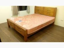 [95成新] 實木標準雙人軒床架雙人床架近乎全新