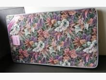 [9成新] 二手單人兩面床墊單人床墊無破損有使用痕跡
