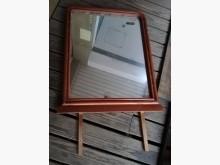 [9成新] 二手實木日本鏡子鏡子無破損有使用痕跡