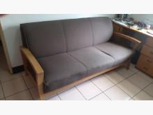 [95成新] 【惜福伯】宜得利三人座布沙發多件沙發組近乎全新