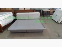 [95成新] 尋寶屋二手~6尺掀床+床頭箱雙人床架近乎全新