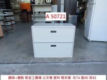 [9成新] A50721 鋼構 耐重 工具櫃辦公櫥櫃無破損有使用痕跡
