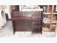 [95成新] 九五成新實木桌上型書架.4千免運書櫃/書架近乎全新