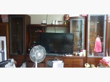 [7成新及以下] 電視櫃不含電視電扇電視櫃有明顯破損