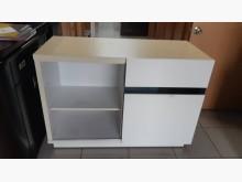 [8成新] 八成新木心板置物櫥櫃收納櫃有輕微破損