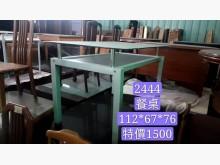[9成新] 閣樓2444-餐桌餐桌無破損有使用痕跡