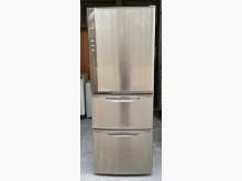[8成新] 三合二手物流(國際變頻468公升冰箱有輕微破損