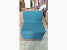 [9成新] 【尚典中古家具】綠色單人布沙發床沙發床無破損有使用痕跡