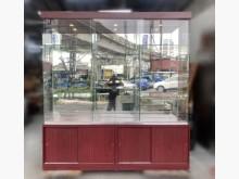 [9成新] A101602*7尺玻璃展示櫃*其它櫥櫃無破損有使用痕跡