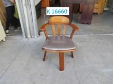 [8成新] K16660 360旋轉 書桌椅書桌/椅有輕微破損