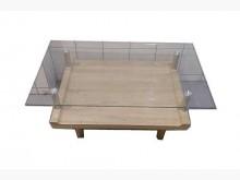 [95成新] 二手玻璃茶几/客廳桌/沙發桌子茶几近乎全新