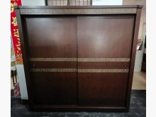 [95成新] 三合二手物流(7尺滑軌衣櫃)衣櫃/衣櫥近乎全新