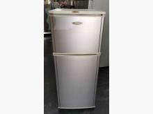 [9成新] 三合二手物流(國際130公升冰箱冰箱無破損有使用痕跡
