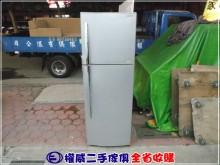 [9成新] 權威二手傢俱/東芝雙門冰箱冰箱無破損有使用痕跡