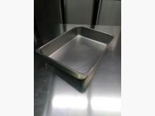 [9成新] 不鏽鋼長方盤其它廚房用品無破損有使用痕跡