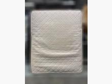 [8成新] B102604*白色5尺床墊*雙人床墊有輕微破損