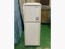 [9成新] 聲寶SAMPO 140L雙門冰箱冰箱無破損有使用痕跡