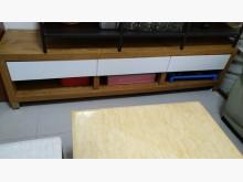 [9成新] 實木電視櫥賣屋求現電視櫃無破損有使用痕跡