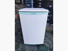 [9成新] 東元小鮮綠91公升單門冰箱冰箱無破損有使用痕跡