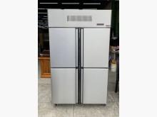 全新四門白鐵冰箱/上凍下藏冰箱冰箱全新