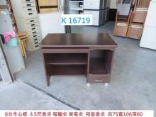 [8成新] K16719 電腦桌 書桌書桌/椅有輕微破損