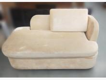 [7成新及以下] A110410*貴妃椅布沙發*雙人沙發有明顯破損