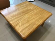 [8成新] 二手木製和室桌茶几有輕微破損