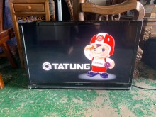 [95成新] TATUNG 大同39吋液晶電視電視近乎全新