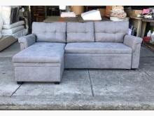 [全新] 全新L布沙發/三人布沙發/沙發床L型沙發全新