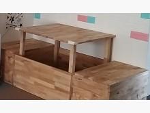 [9成新] 榻榻米長形儲物箱+榻榻米咖啡桌書桌/椅無破損有使用痕跡