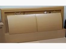 [9成新] 雙人床頭收納櫃(不含床架)床頭櫃無破損有使用痕跡