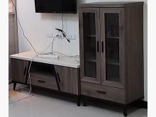 [9成新] L型電視櫃組電視櫃無破損有使用痕跡