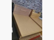 [9成新] 都會時尚白橡5x6.2標準雙人掀雙人床架無破損有使用痕跡