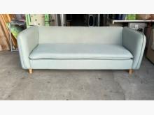 [9成新] 三人布沙發/布沙發椅/扶手沙發多件沙發組無破損有使用痕跡
