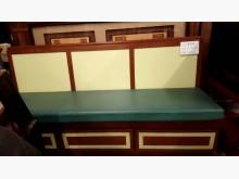 [8成新] 大台北二手傢俱-等候椅其它沙發有輕微破損