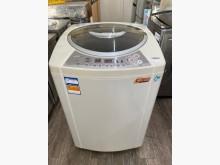 [9成新] 吉田二手傢俱❤聲寶15kg洗衣機洗衣機無破損有使用痕跡