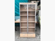 [95成新] 玻璃書櫃/多格書櫃/展示書櫃書櫃/書架近乎全新