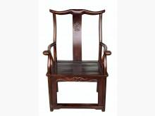 [8成新] GT121506*雞翅木書桌椅*書桌/椅有輕微破損