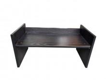 [9成新] A121303*黑色書桌架書櫃/書架無破損有使用痕跡