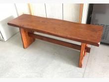 全新實木長凳/休閒長凳/泡茶椅其它桌椅全新