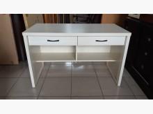 [全新] 工廠出清木心板現代4尺書桌書桌/椅全新