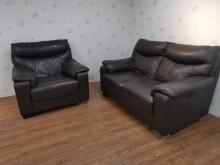 [9成新] 超超值進口品牌Mondi 2+1多件沙發組無破損有使用痕跡