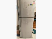 [9成新] 東芝雙門冰箱冰箱無破損有使用痕跡