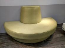 [95成新] 九成新金元寶三人沙發/等候椅其它沙發近乎全新