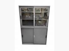 [9成新] C10203*灰色4尺鐵櫃辦公櫥櫃無破損有使用痕跡