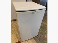 [9成新] 東元-小鮮綠系列91L 單門冰箱冰箱無破損有使用痕跡