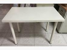 [8成新] 三合二手物流(簡易書桌)書桌/椅有輕微破損
